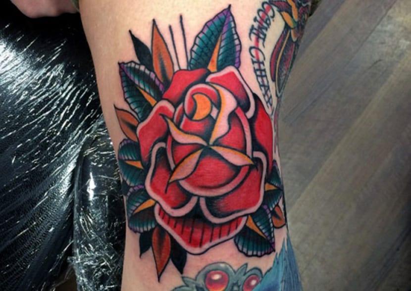 Recopilación De Tatuajes En La Rodilla