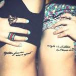 Tatuajes sensuales para mujeres
