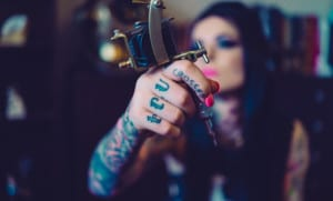 Tatuajes y el dolor