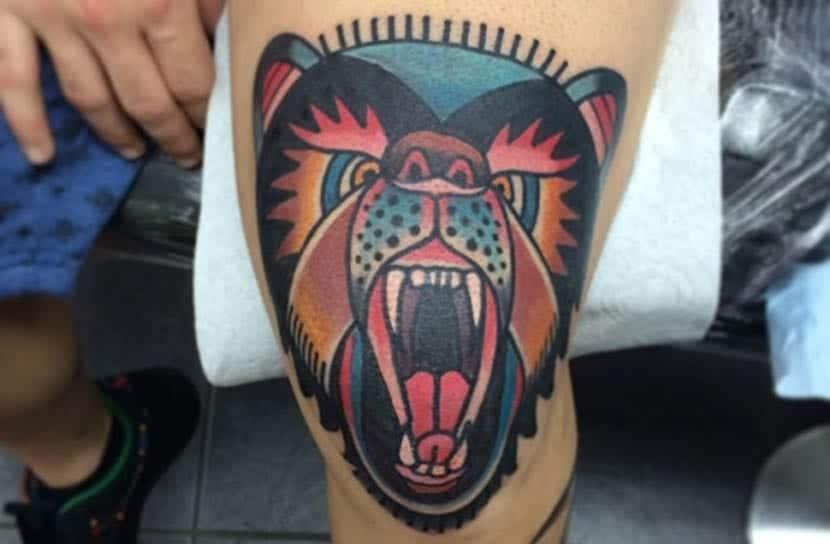 Tatuajes De Osos Diseños Y Significado
