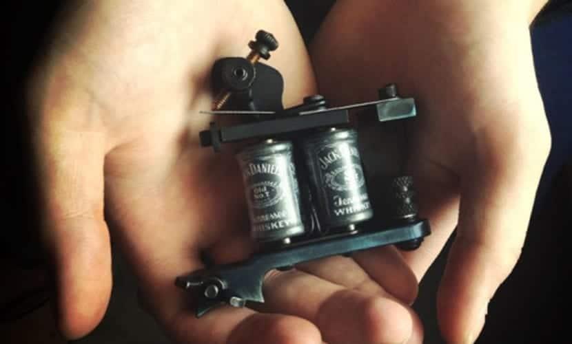 Máquinas de tatuar de bobinas