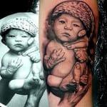 Tatuajes de Estilo Realista