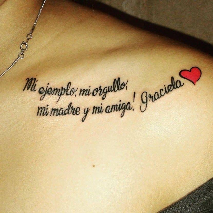 tatuaje de frases
