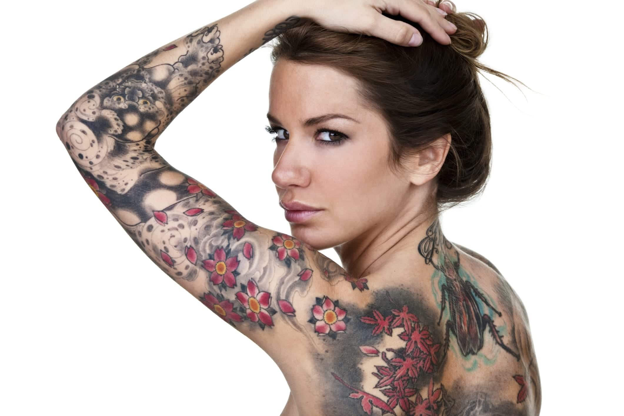 tapar tatuajes