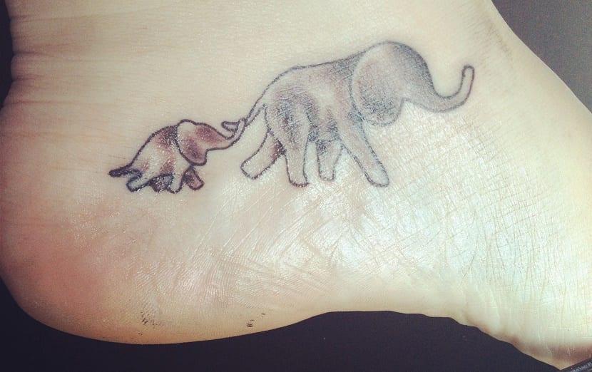 Tatuajes Maternales Dedicados A Los Hijos