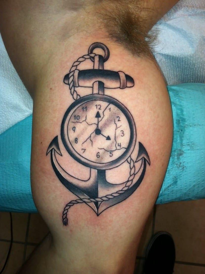 Significado De Los Tatuajes De Relojes