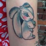 Tatuajes de ardillas