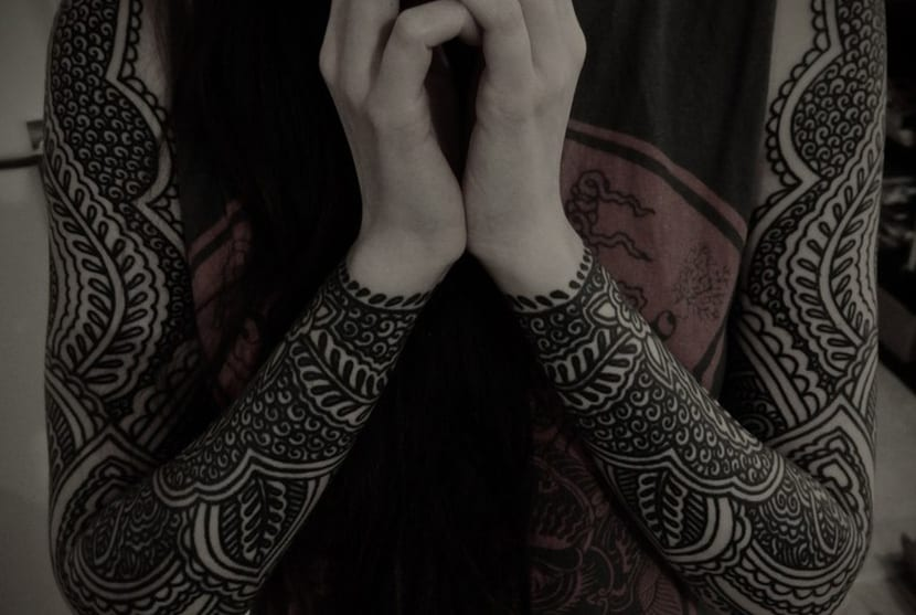 Tatuajes De Mehndi Y Su Tradición Hindú