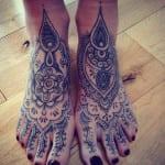 Tatuajes de mehndi
