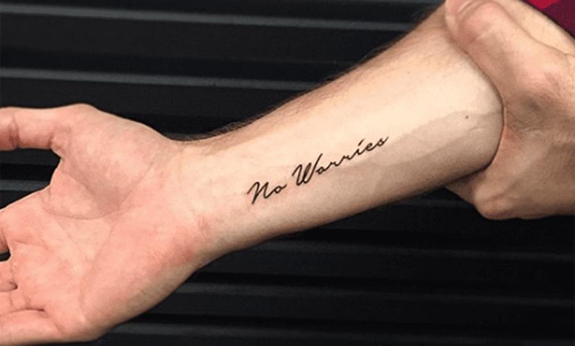 Tatuajes Pequenos Brazo Hombre