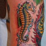 Tatuajes de Caballito de Mar