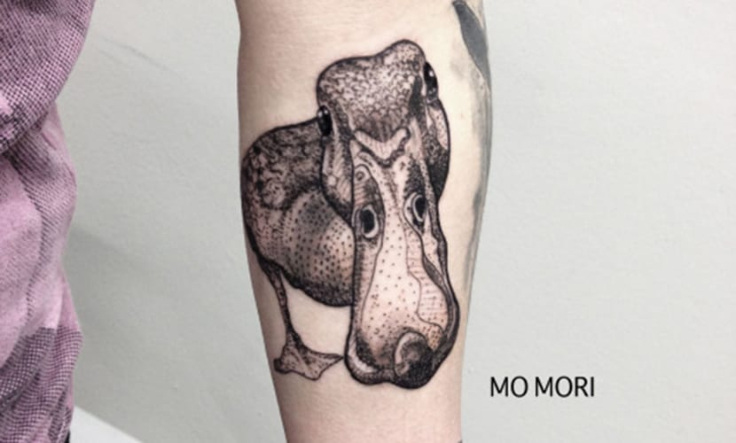 Tatuajes de patos