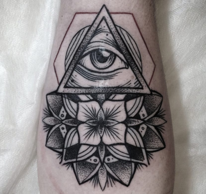 Best Tattoo Design Ideas: Estilos De Tatuajes: Dotwork (Punteado