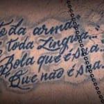 Tatuajes de Neymar Jr