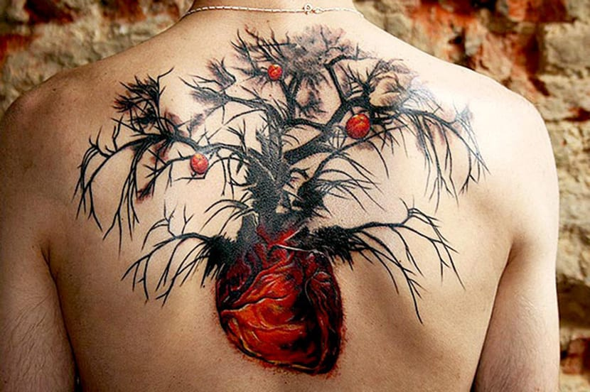 Tatuajes de Manzanos
