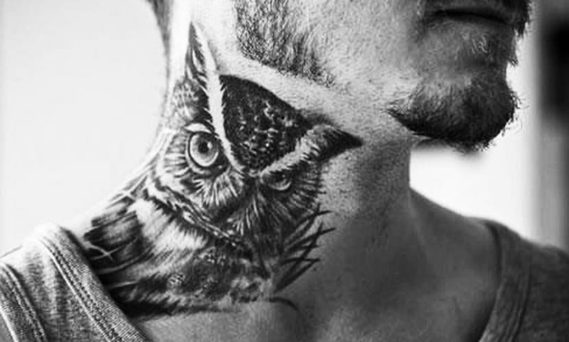 Tatuajes En El Cuello Cosas A Tener En Cuenta