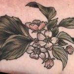 Tatuajes de flor de cerezo