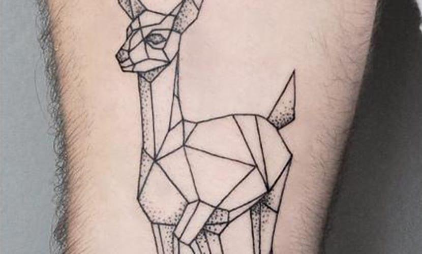Estilos De Tatuajes Geometrico