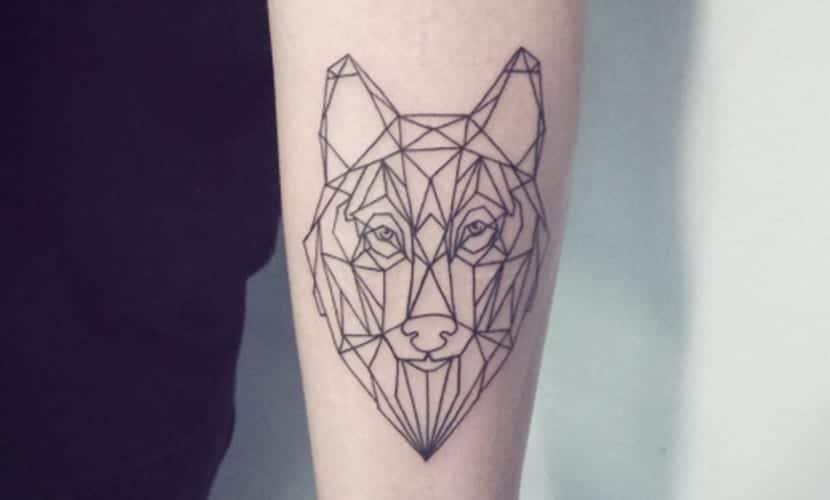 Estilos De Tatuajes Geométrico