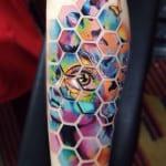Tatuajes psicodélicos