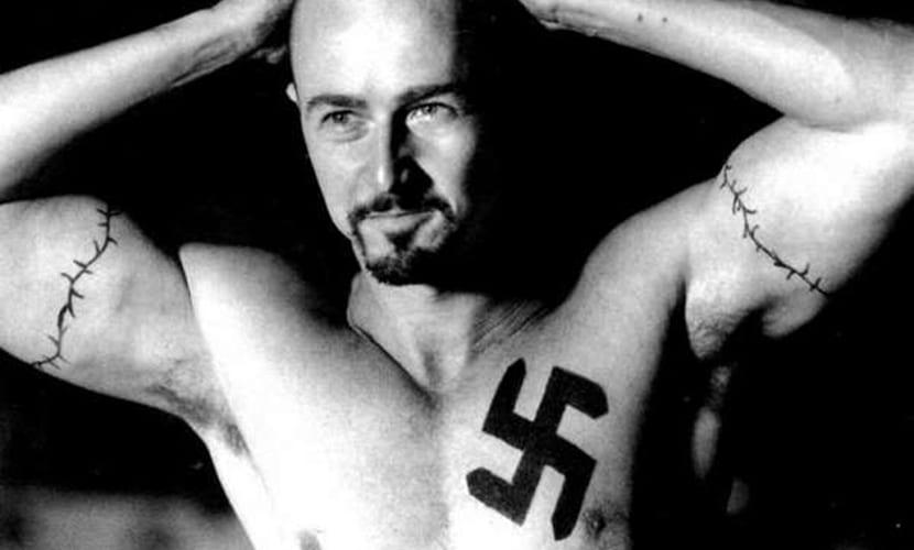 American History X tattoo