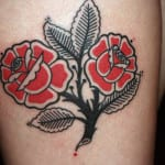 Tatuaje de David Hale
