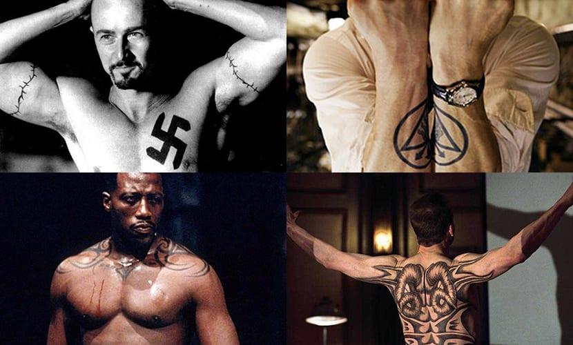mejores tatuajes del cine