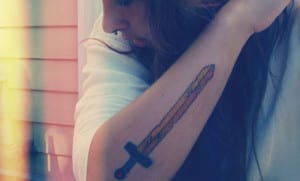 Tatuajes de Espadas