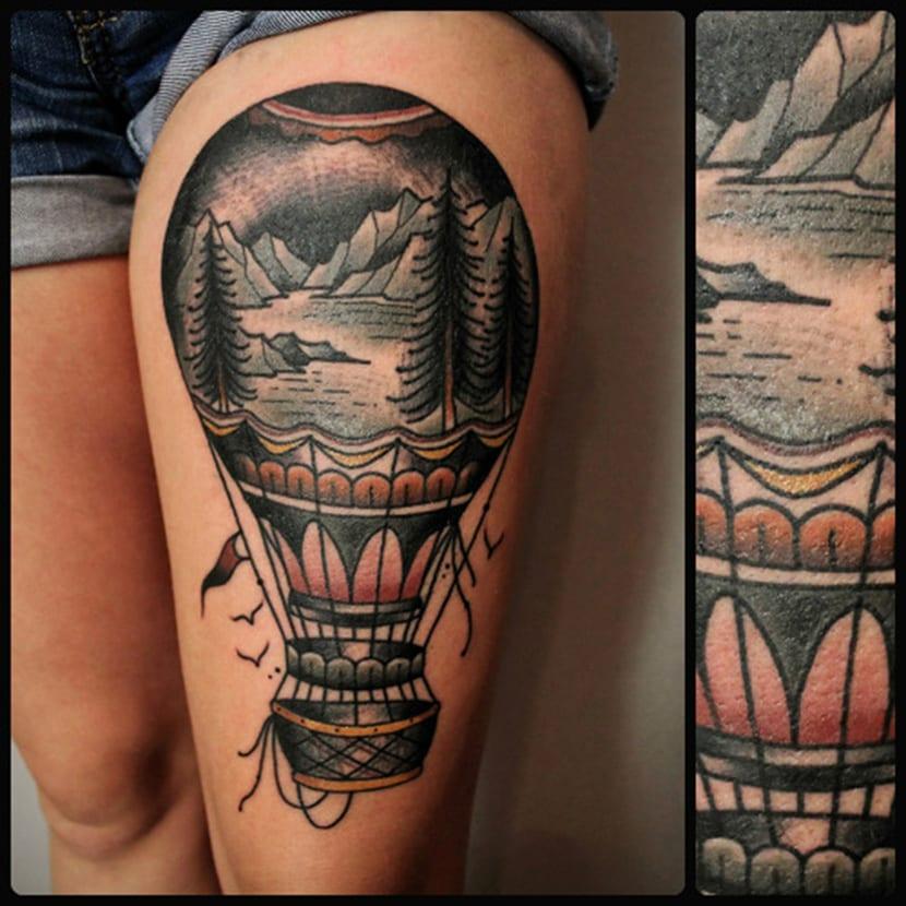 Significado De Los Tatuajes De Globos