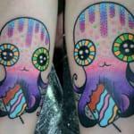 Tatuajes de pulpos