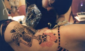 Cuánto me costaría un tatuaje