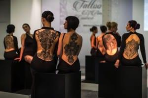 Tatuajes y moda de la mano de Marco Manzo