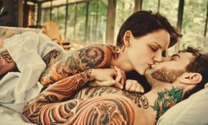 Parejas tatuadas