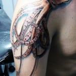 Tatuajes de calamares