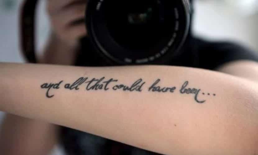 Tatuajes de superación