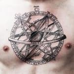 Tatuajes de pecho