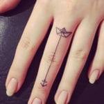 Tatuajes de barcos de papel