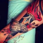 Tatuajes de antorchas