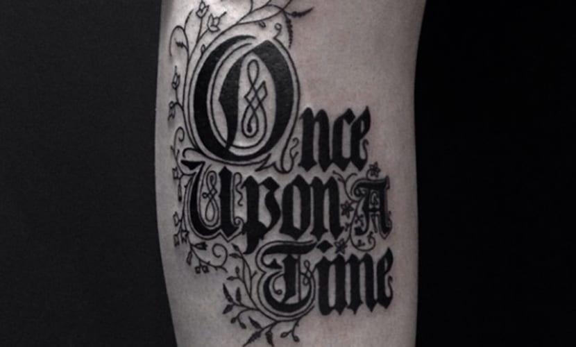 Letras Para Tatuajes Fuentes E Ideas Para Tatuarte