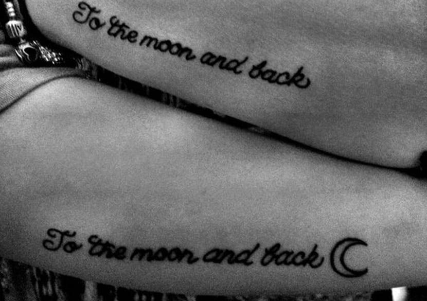 Tatuajes Para Madres E Hijas Ideas Y Propuestas