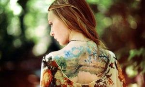 Hacerse un tatuaje por primera vez