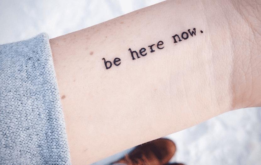 tatuajes de frases bonitas