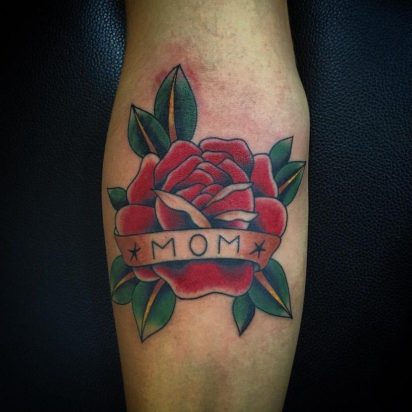 Tatuajes Dedicados A Las Madres O A Los Hijos
