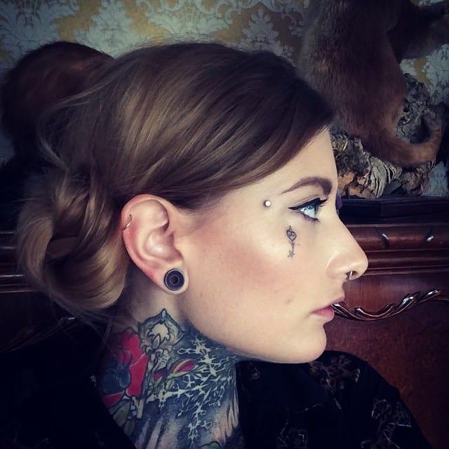 Los Tatuajes En La Cara No Son Para Cualquiera
