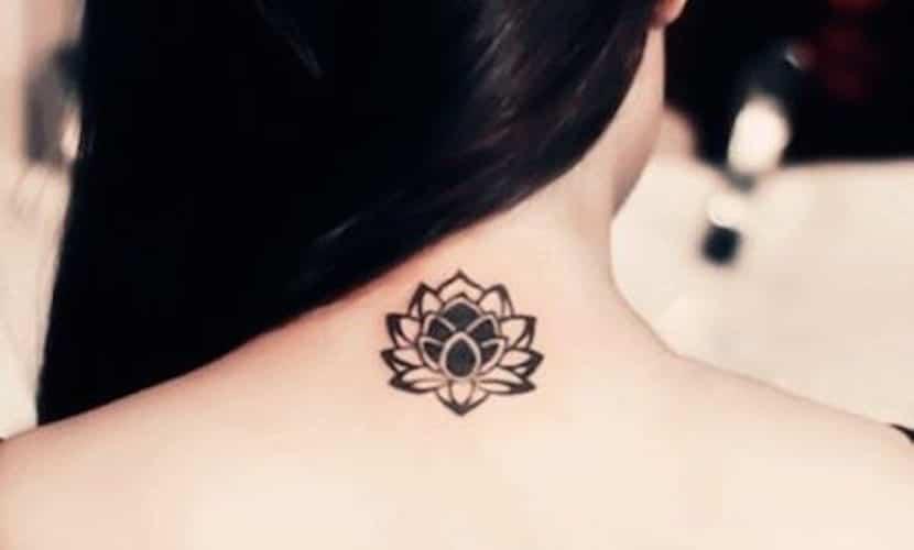 Tatuajes En La Nuca Lo Que Debes Saber