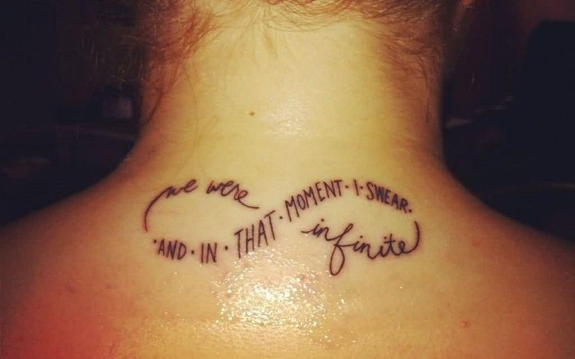 Tatuajes De Infinito Con Frases En Español