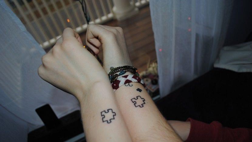 Tatuajes De Amor Para Parejas - Tatuaje-parejas