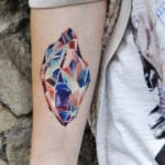 Tatuajes de gemas