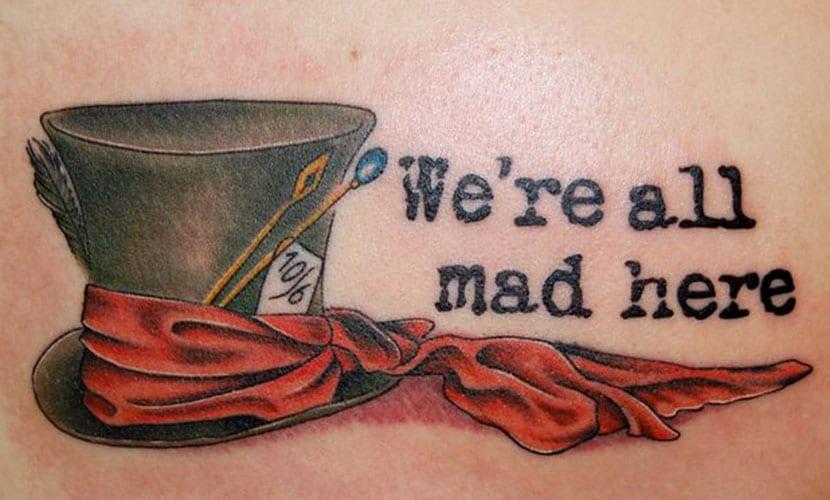 Tatuajes de sombreros