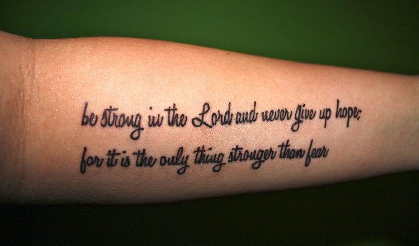 Frases Para Tatuajes Como Inspirarte